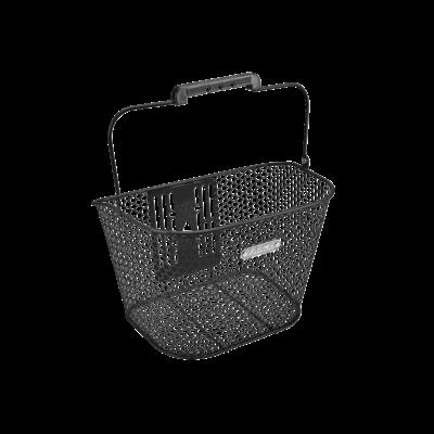 Electra Honeycomb QR Basket Black