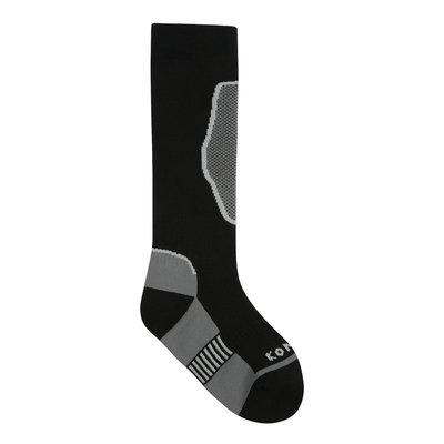Kombi Brave Jr Sock Black/Castlerock