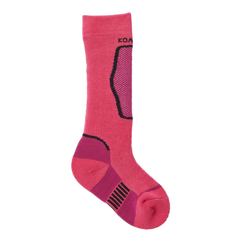 Kombi Brave Jr Sock Wild Pink
