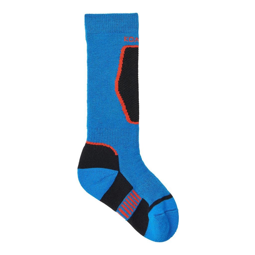 Kombi Brave Jr Sock Electric Blue