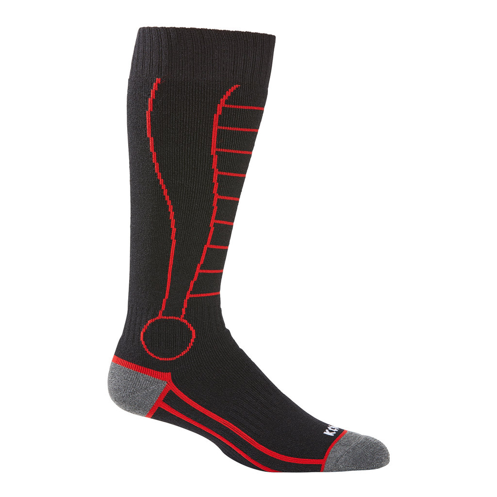 Kombi Exclamation Adult Sock Black