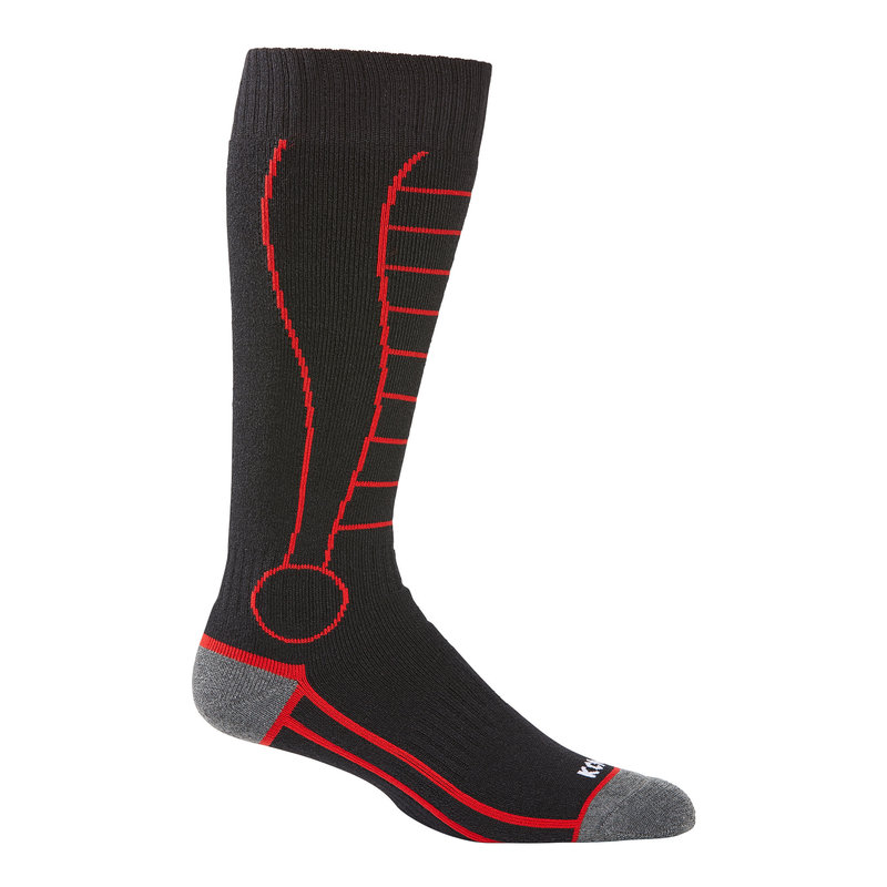 Kombi Exclamation Adult Sock Black