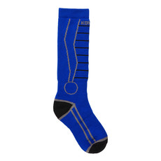 Kombi Exclamation Jr Sock Electric Blue