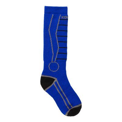 Kombi Exclamation Jr Sock Electric Blue