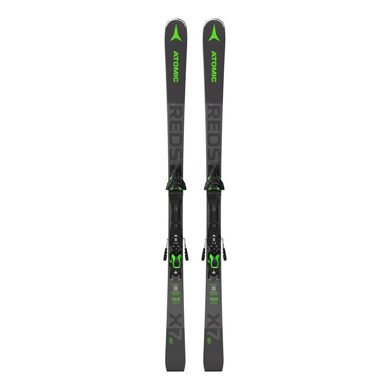 Atomic REDSTER X7 WB green + F 12 GW Grey/Green