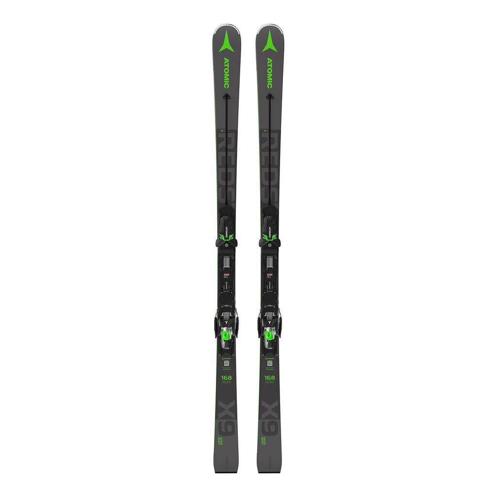 Atomic REDSTER X9 WB + X 12 GW Grey/Green