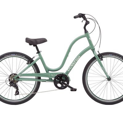 Electra Townie 7D Step Thru 26 Palm