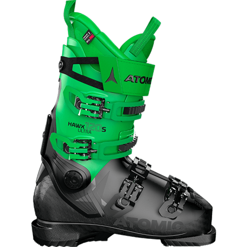 Atomic HAWX ULTRA 120 S Black/Green