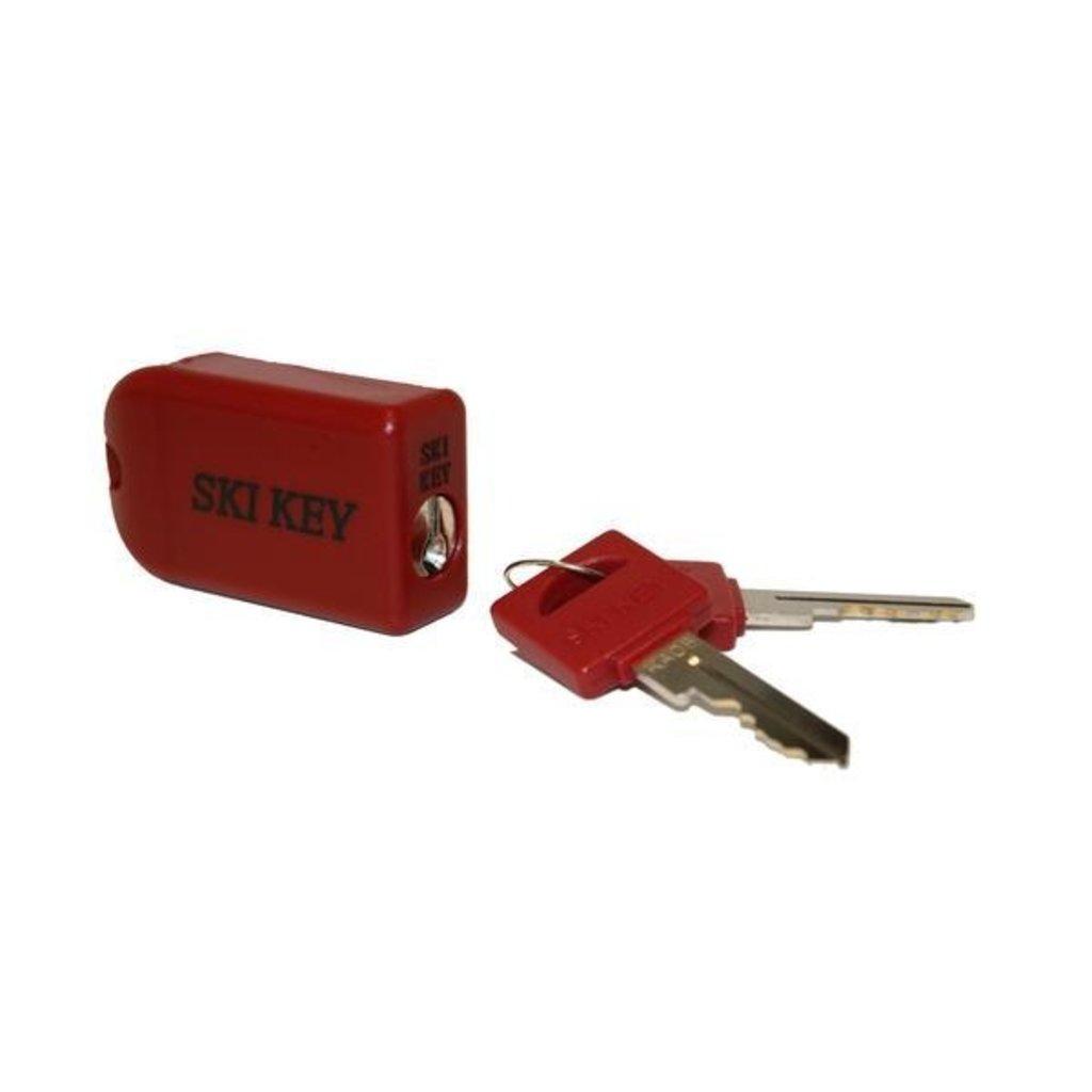 Ski Key Lock