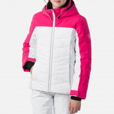 Rossignol GIRL POLYDOWN PEARLY JKT