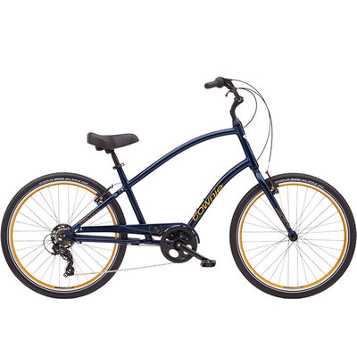 Trek Townie 7D Step Over 26 Oxford Blue