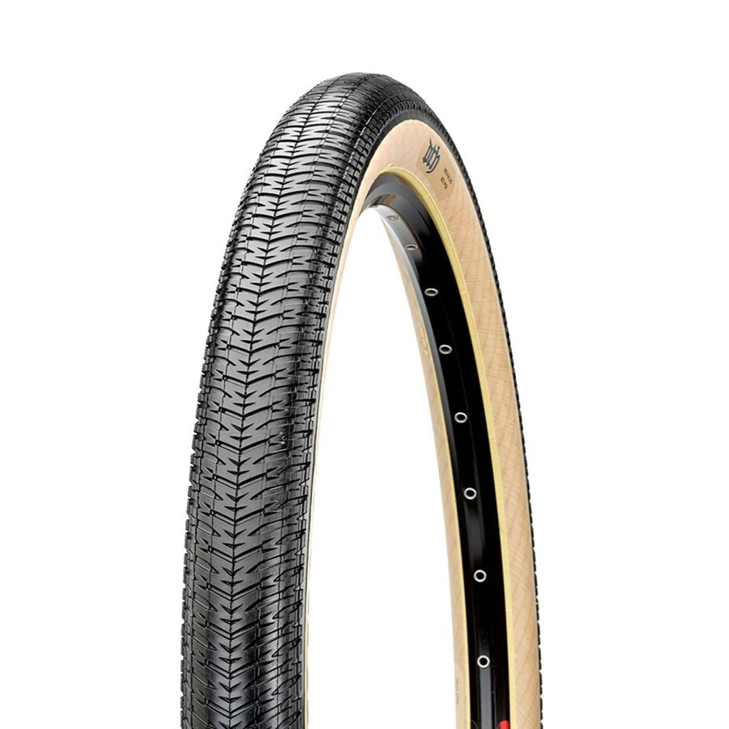 Maxxis  DTH, Tire, 26''x2.30, Folding, Clincher, Single, 60TPI, Tanwall