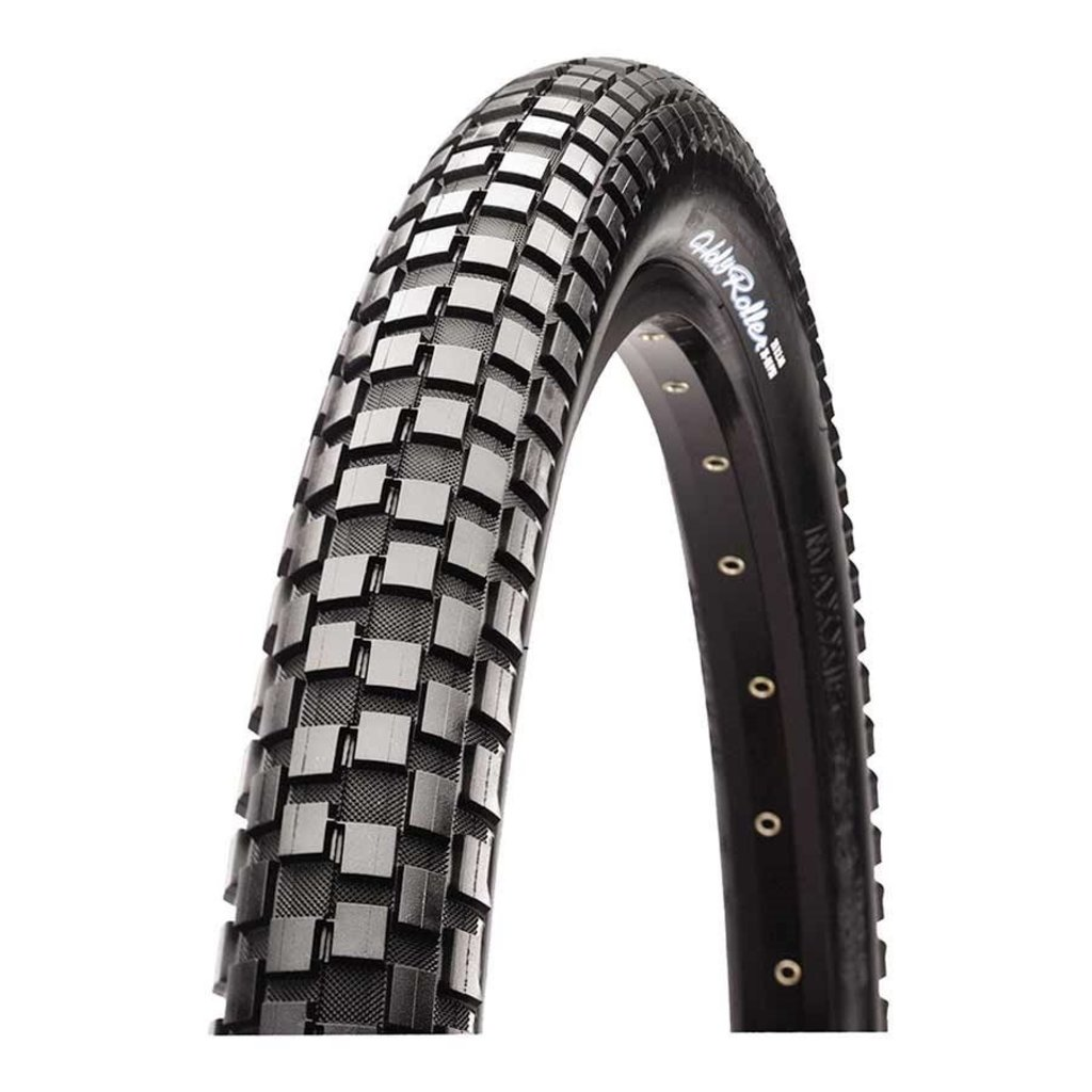 Maxxis Holy Roller, Tire, 26''x2.20, Wire, Clincher, Single, 60TPI, Black