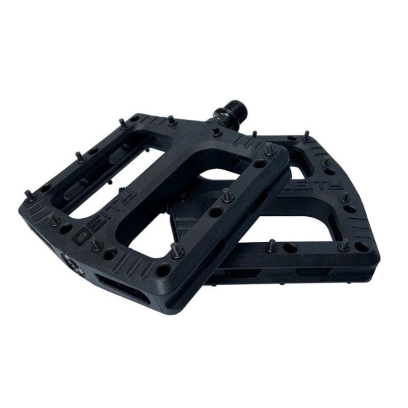 Deity Deity Deftrap Platform Pedals Black