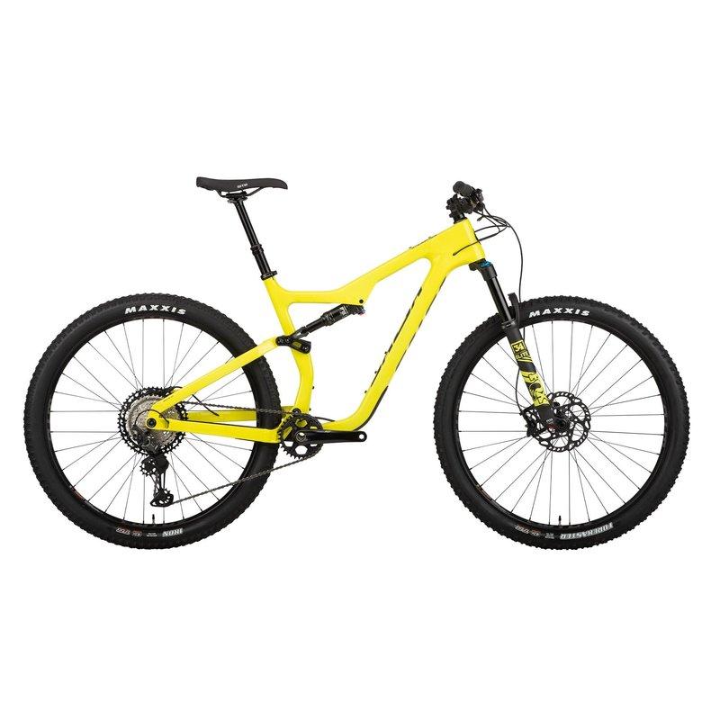 "Salsa Spearfish Carbon XT Bike - 29"", Carbon, Yellow 2021"