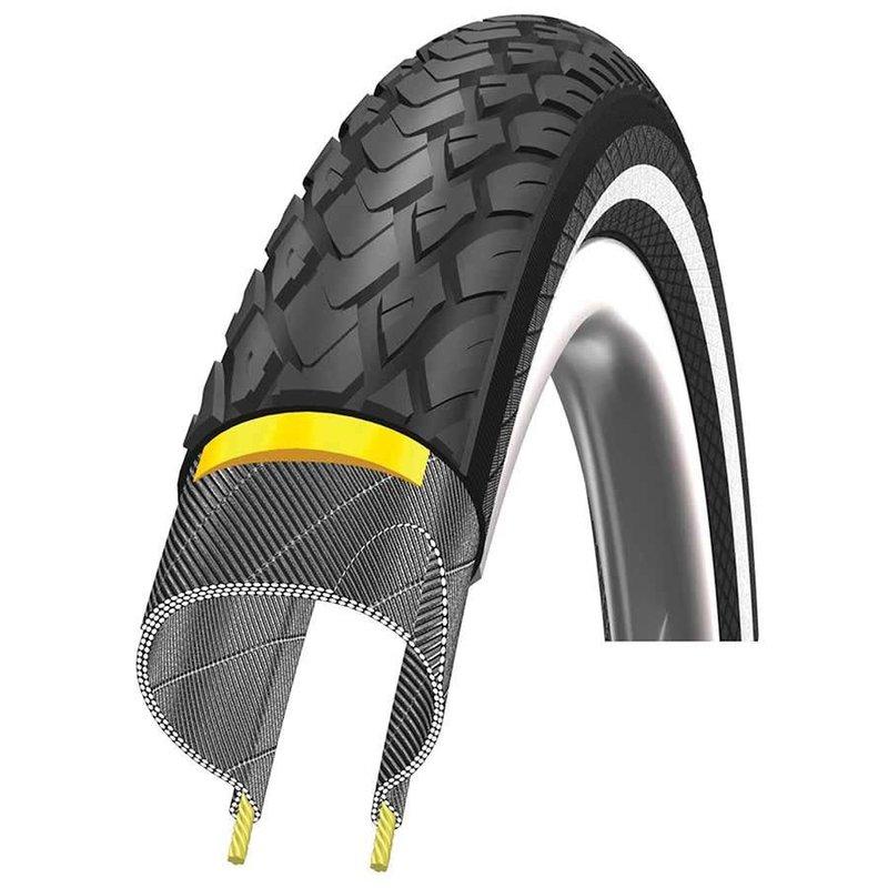 Schwalbe Schwalbe, Marathon, Tire, 700x32C, Wire, Clincher, Endurance, GreenGuard, 67TPI, Black
