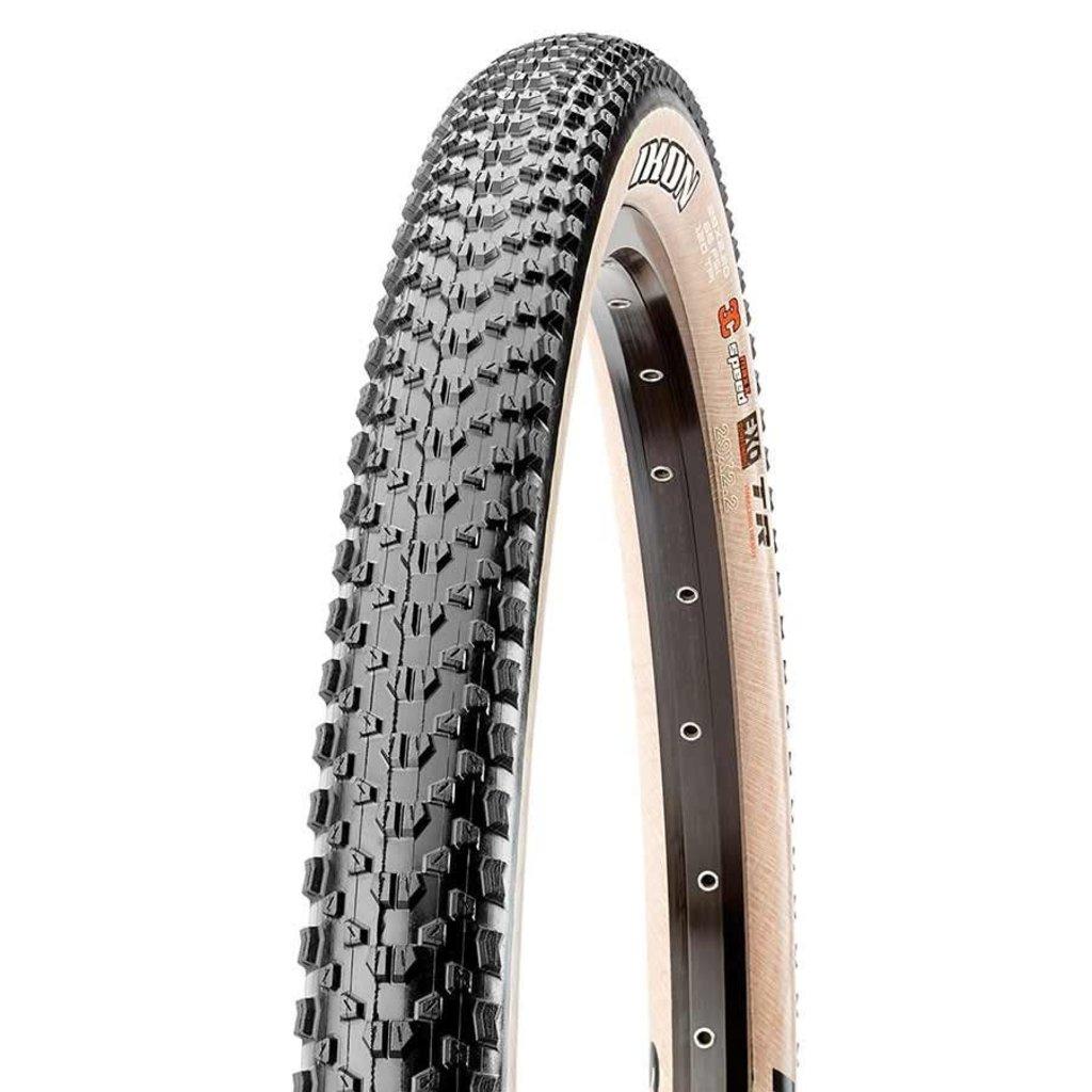 Maxxis Ikon, Tire, 29''x2.20, Folding, Tubeless Ready, 3C Maxx Speed, EXO, 60TPI, Tanwall