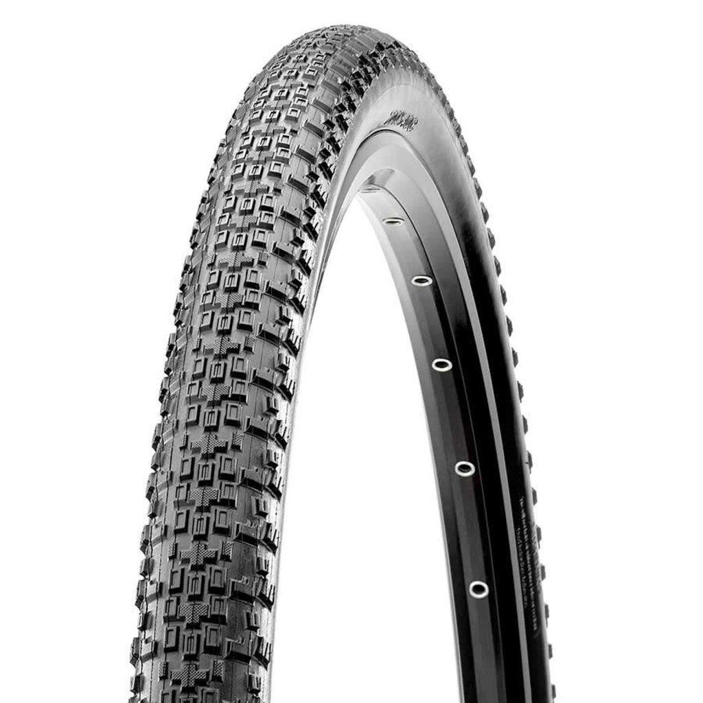 Maxxis Ravager, Tire, 700x40C, Folding, Tubeless Ready, Dual, EXO, 120TPI, Black