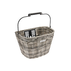 Electra All-Weather Woven Front QR Basket
