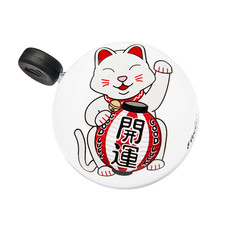 Electra Domed Ringer Lucky Cat