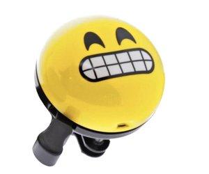 49n Emoji Bell - Grin