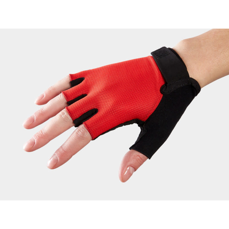 Bontrager Solstice Women's Gel Cycling Glove Viper Red