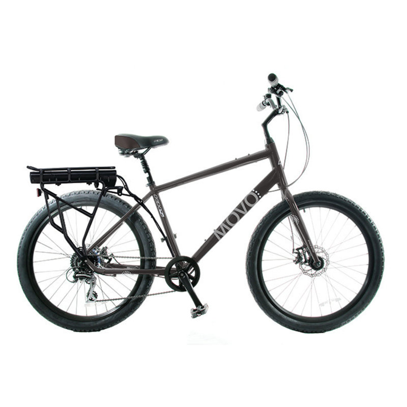 KHS MOVO 1.0 E BIKE DARK GRAY