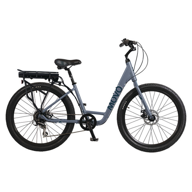 KHS MOVO 1.0 E BIKE STEP THRU COUNTY BLUE