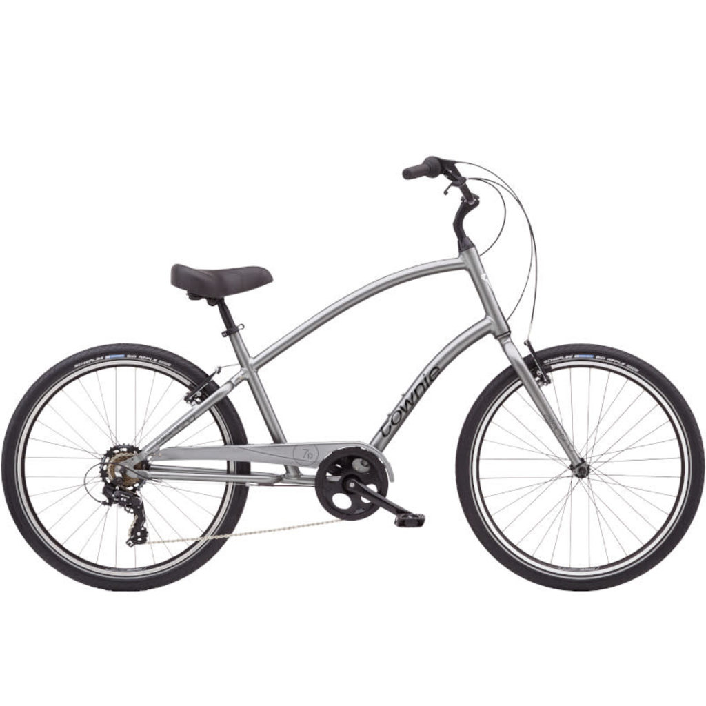 Electra Townie 7D Step Over 26 Nickel
