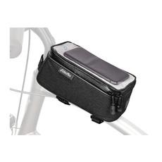 Electra Reflective Charcoal Phone Bag