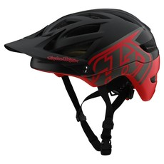 TLD A1 W/MIPS CLASSIC BLACK / RED
