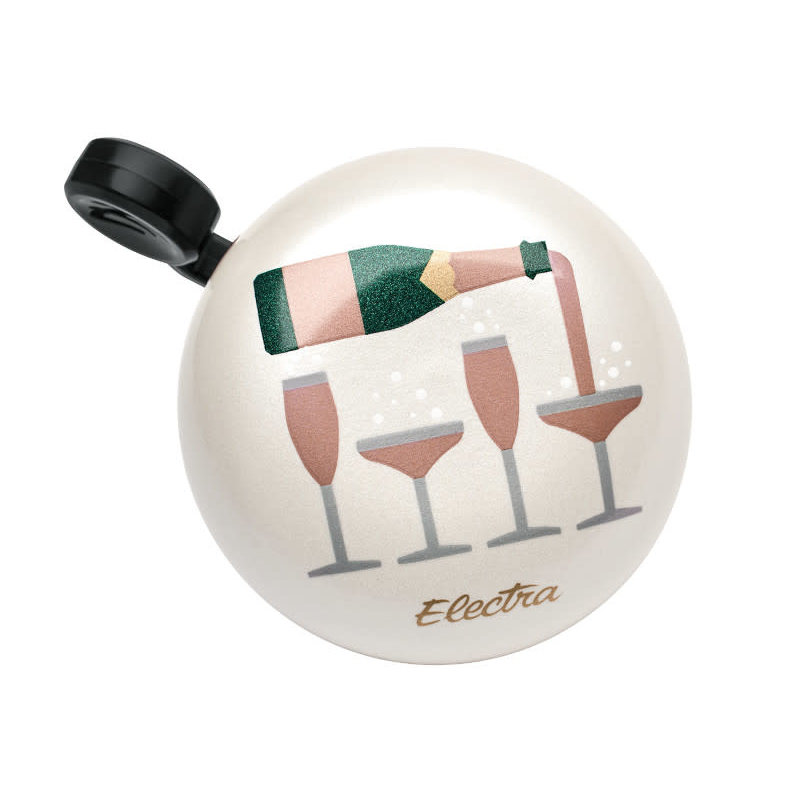 Electra Domed Ringer Champagne