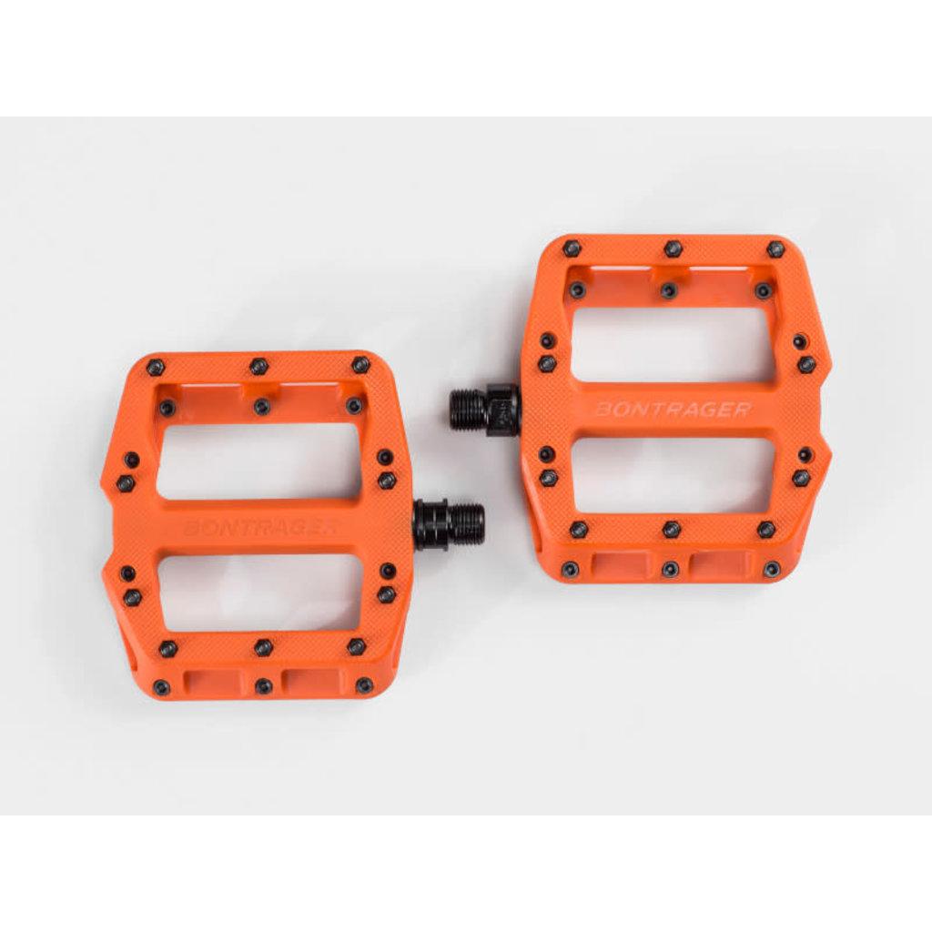 Bontrager Line Elite Flat Pedal Roarange