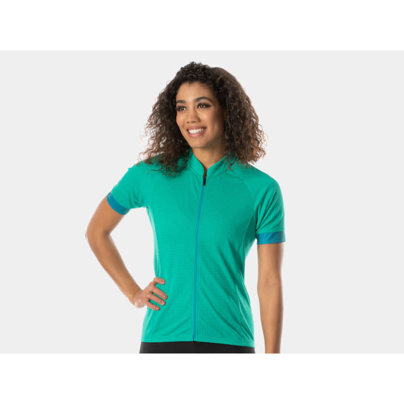 Bontrager Solstice Women's Cycling Jersey Green