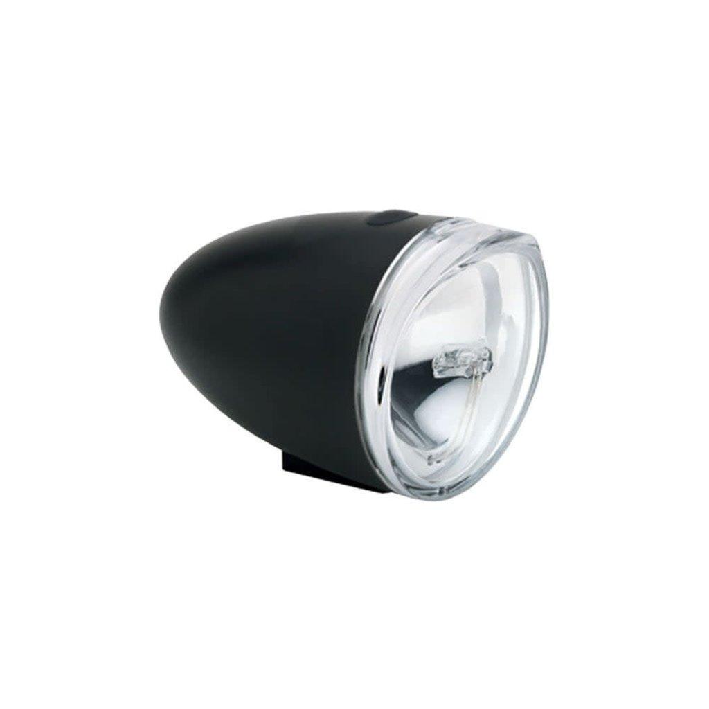 Electra LIGHT ELECTRA BULLET LED BLACK FRONT