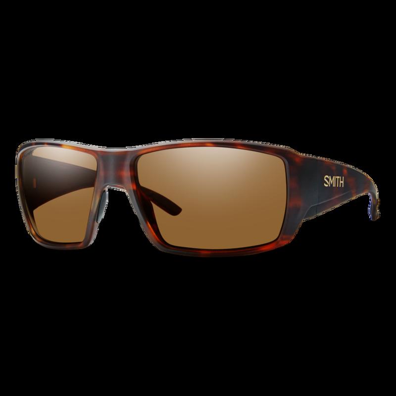 Smith Guide's Choice Matte Havana ChromaPop Glass Polarized Brown