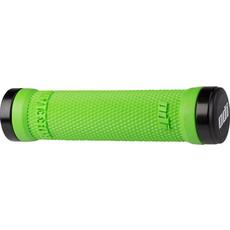 ODI ODI Ruffian Grips - Lime Green, Lock-On