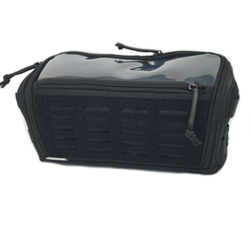 BiKASE Bag Bikase Buddy Handlebar Bag Black