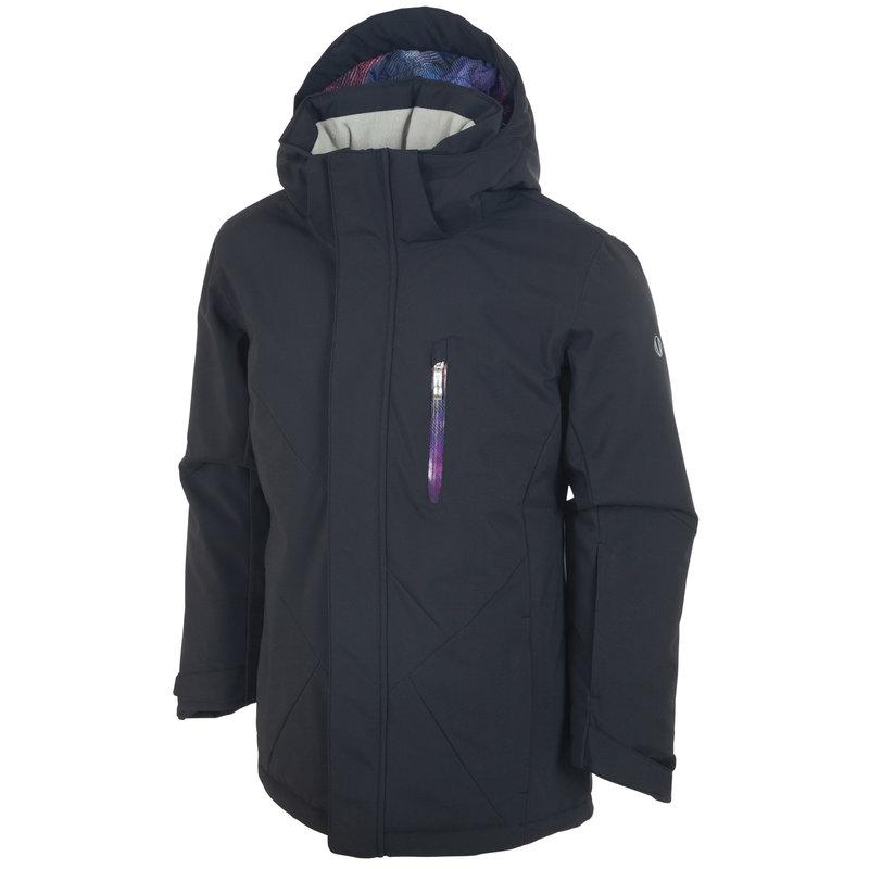 Sunice Camille Girls Jacket (2022) Black