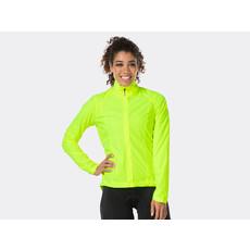 Bontrager Vella Women's Windshell Cycling Jacket Yellow