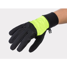 Bontrager Circuit Women's Windshell Cycling Glove Yellow