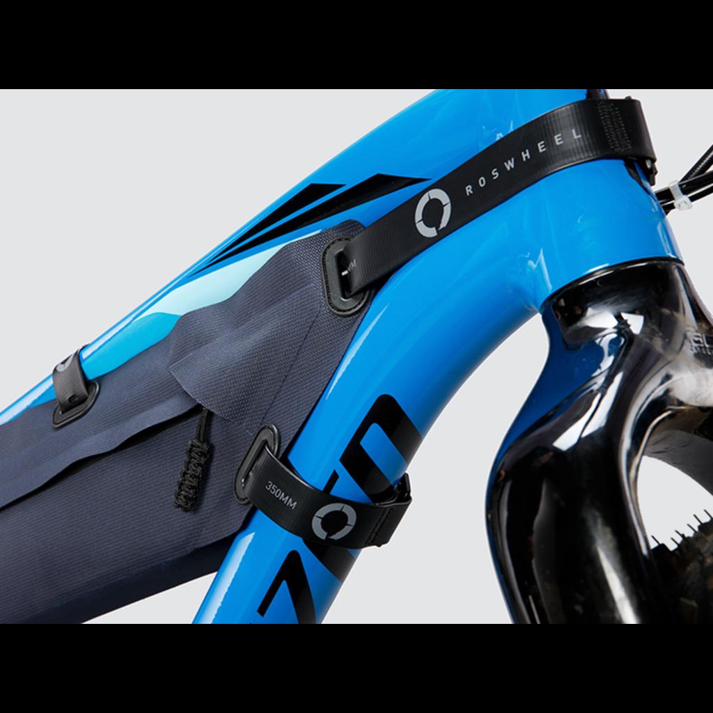 Roswheel Off-Road Frame Bag, Frame Bag, 1.5L, Blue
