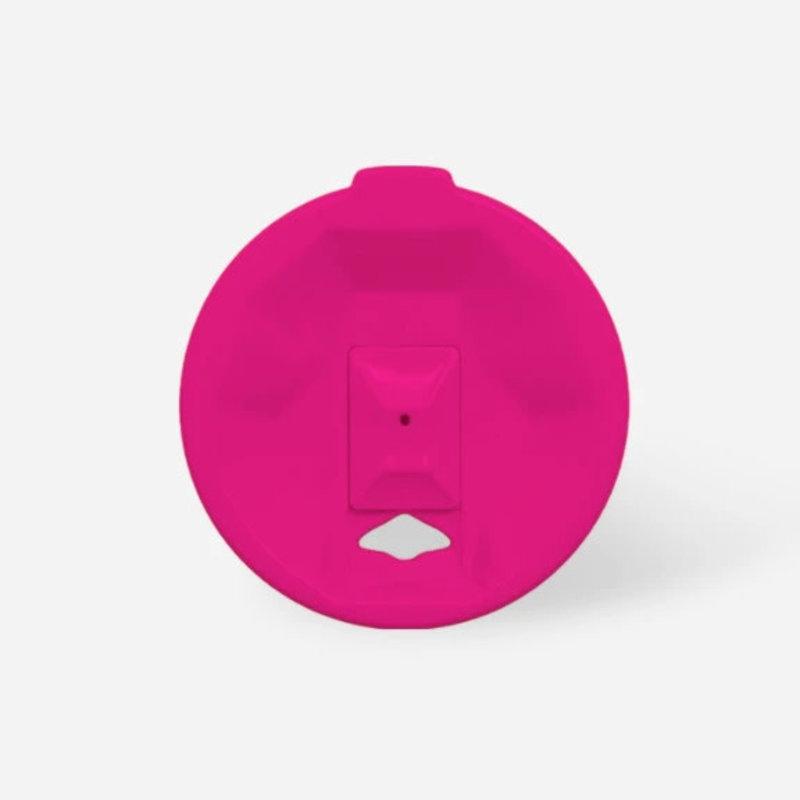 Corkcicle Tumbler Lid - 24 oz - Neon Pink