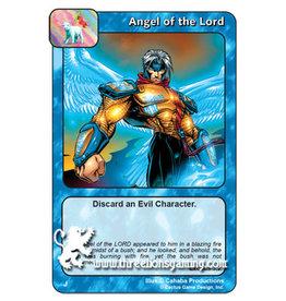 I/J: Angel of the Lord (OT)