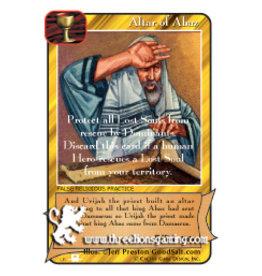 Priests: Altar of Ahaz