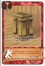 E/F: Altar of Incense