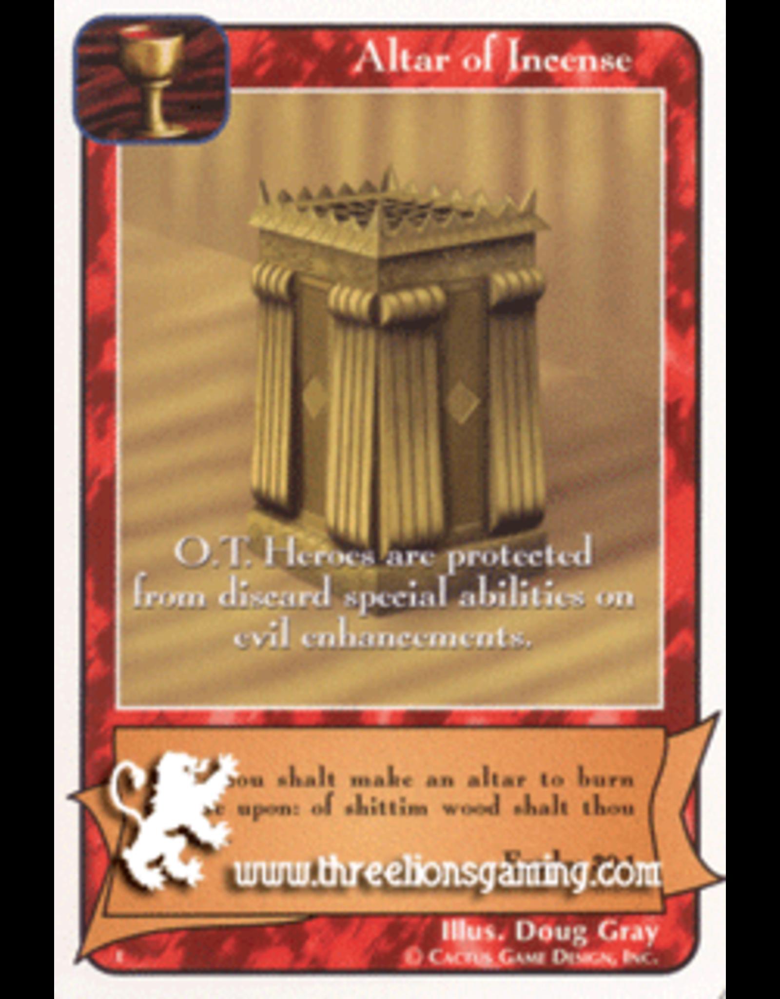 Altar of Incense (E)