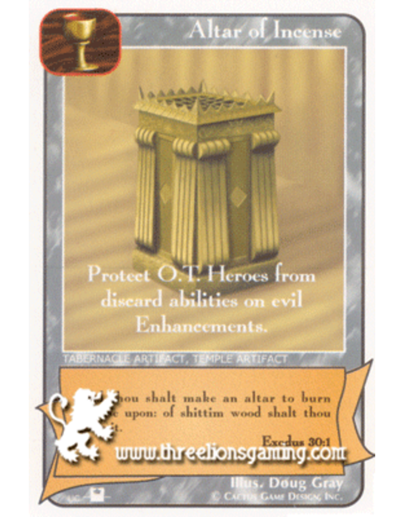 Altar of Incense (PS)