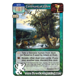 Covenant of Eden