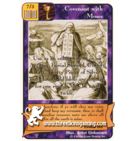 Pa: Covenant with Moses